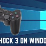 Dualshock 3 Windows 10