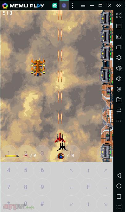 3 - Игра Air Combat на Android