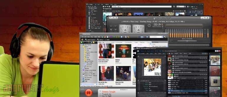 Лучший бесплатный музыкальный плеер для Windows